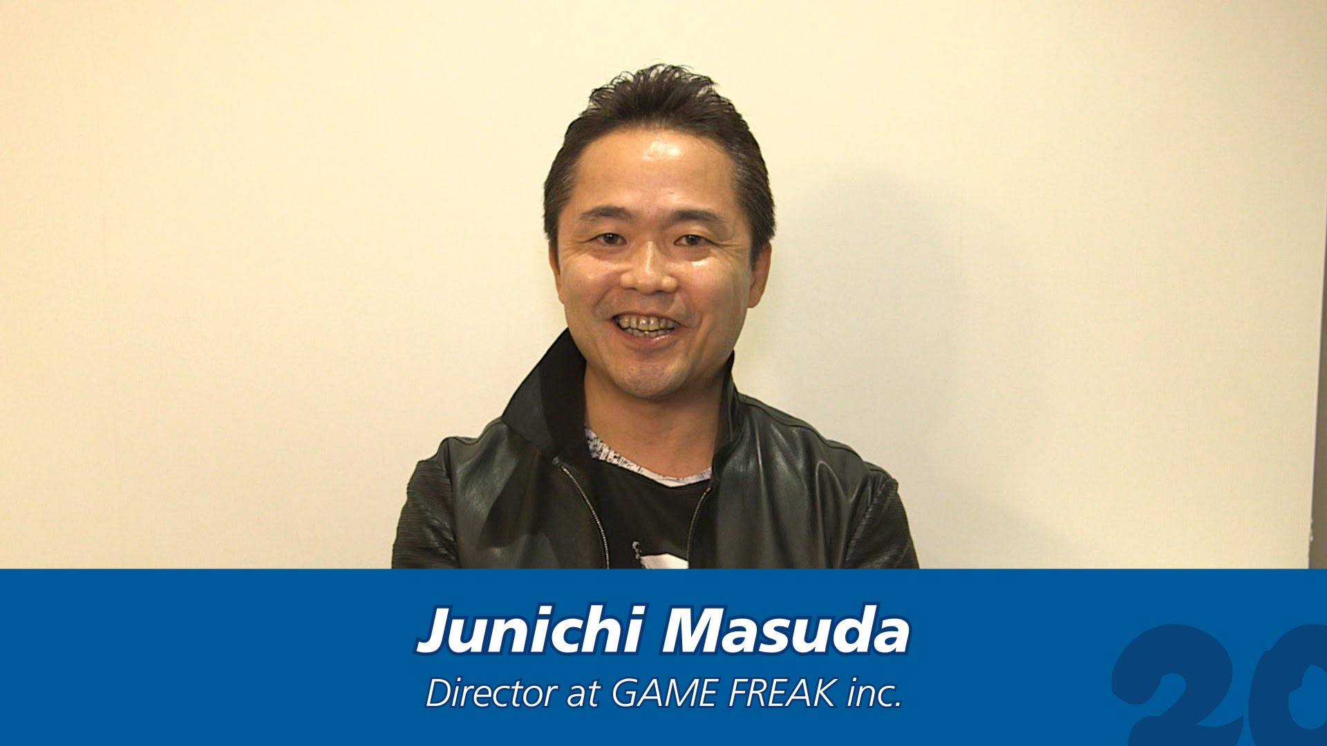 Junichi Masuda Pokémon