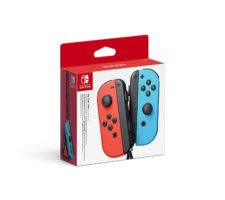Nintendo Switch Joy-Con Rosso e Blu Cover
