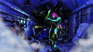 Metroid Fusion Cover