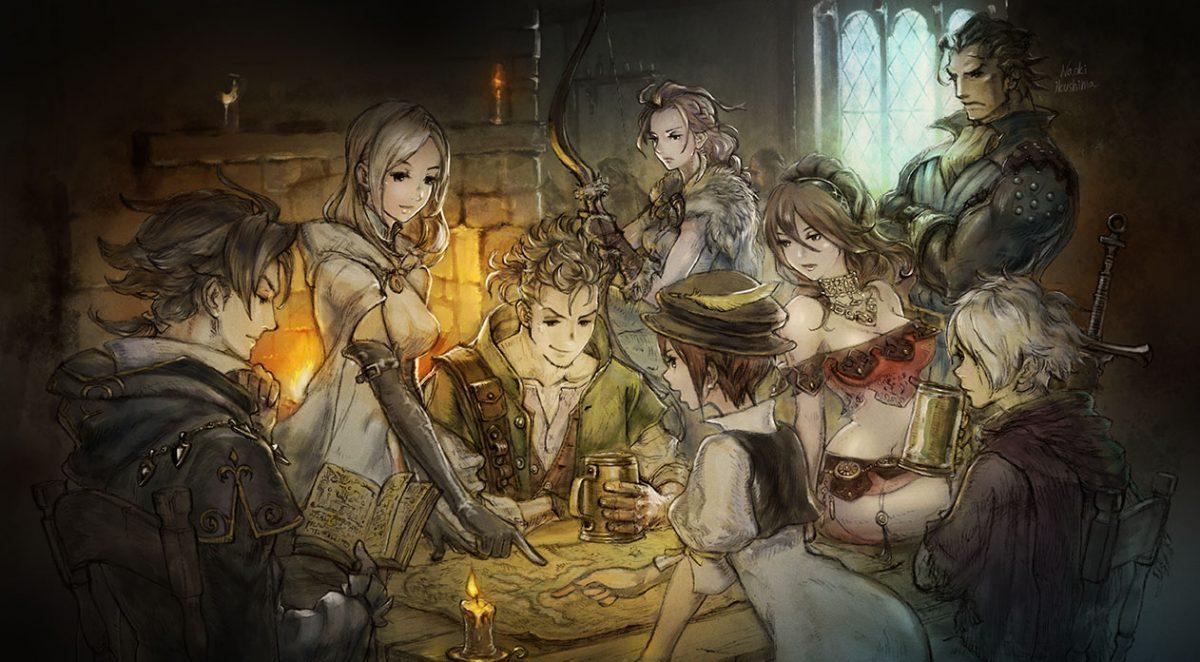 Square Enix conferma un nuovo Octopath Traveler in sviluppo per Switch