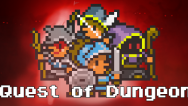 Quest of Dungeons Logo