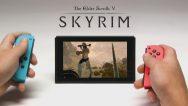 Skyrim Switch Screenshot