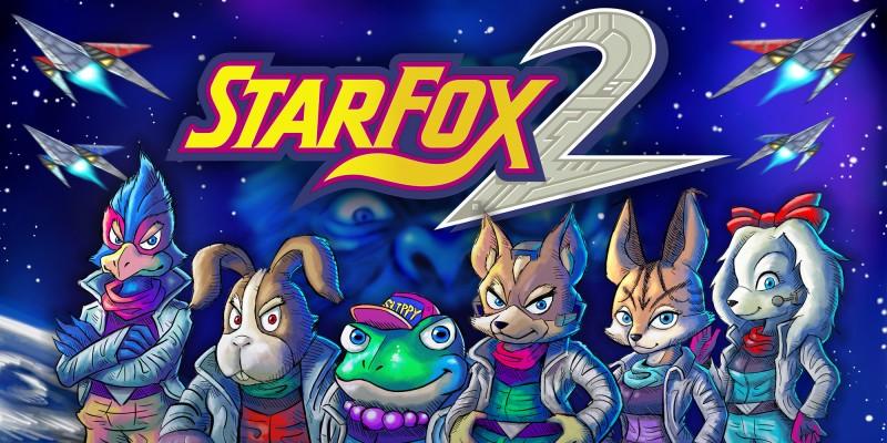 Star Fox 2 Artwork