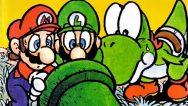Super Mario Adventures cover