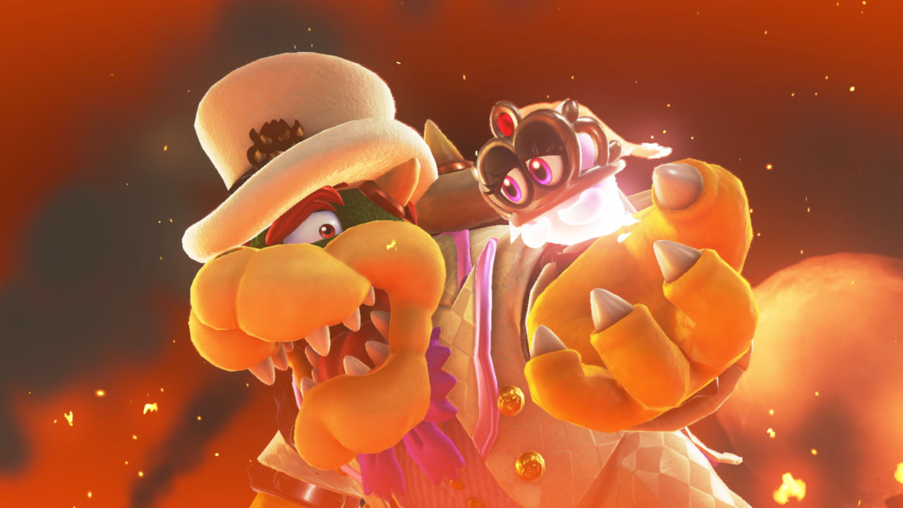 Super Mario Odyssey screen48