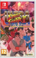 Ultra Street Fighter II: The Final Challengers Cover