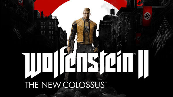 Wolfenstein II: The New Colossus Panic Button