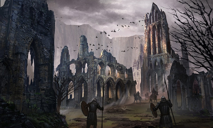Unsung Story: Tale of the Guardians Screenshot