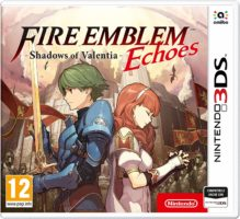 Fire Emblem Echoes: Shadows of Valencia Cover