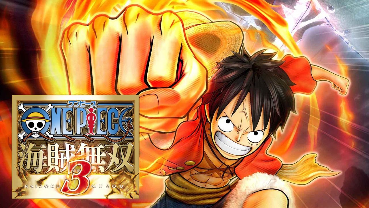 One Piece: Pirate Warriors 3 Deluxe Edition Cover