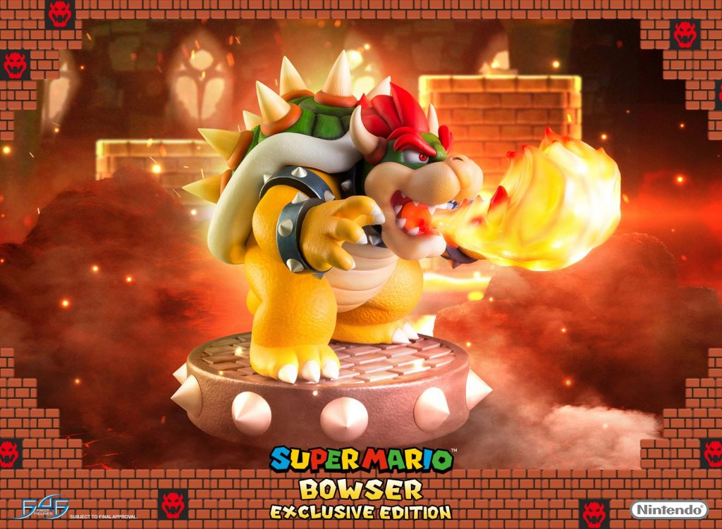 Bowser First 4 Figures 2