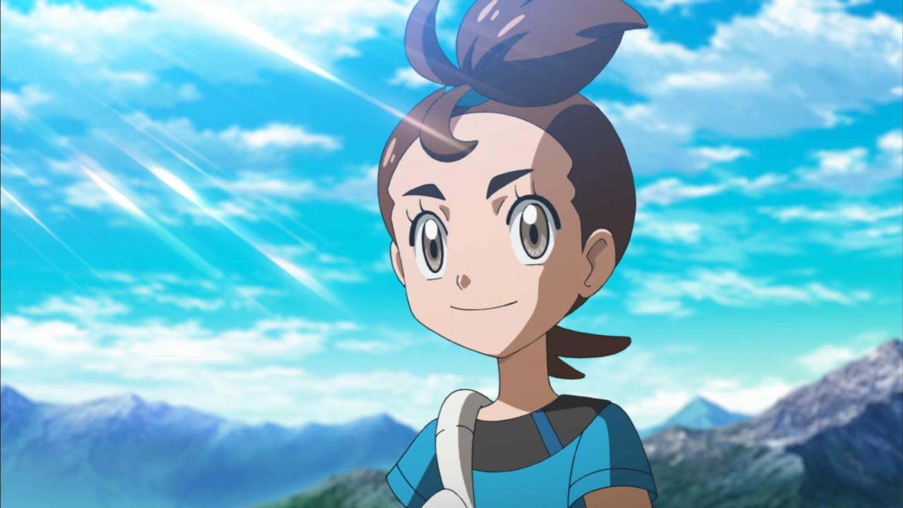 Amina in Il film Pokémon - Scelgo Te!