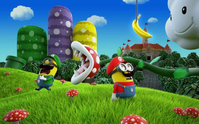 settimana di Nintendo Illumination Super Mario