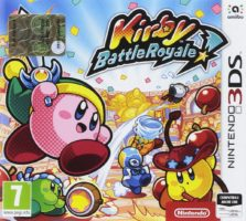 Kirby Battle Royale Cover