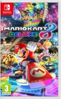 Copertina di Mario Kart 8 Deluxe - Nintendo Switch