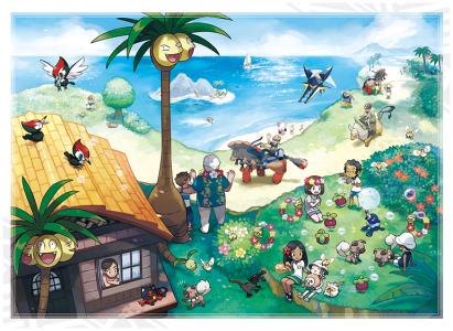 Pokémon - Alola Pokémon GO
