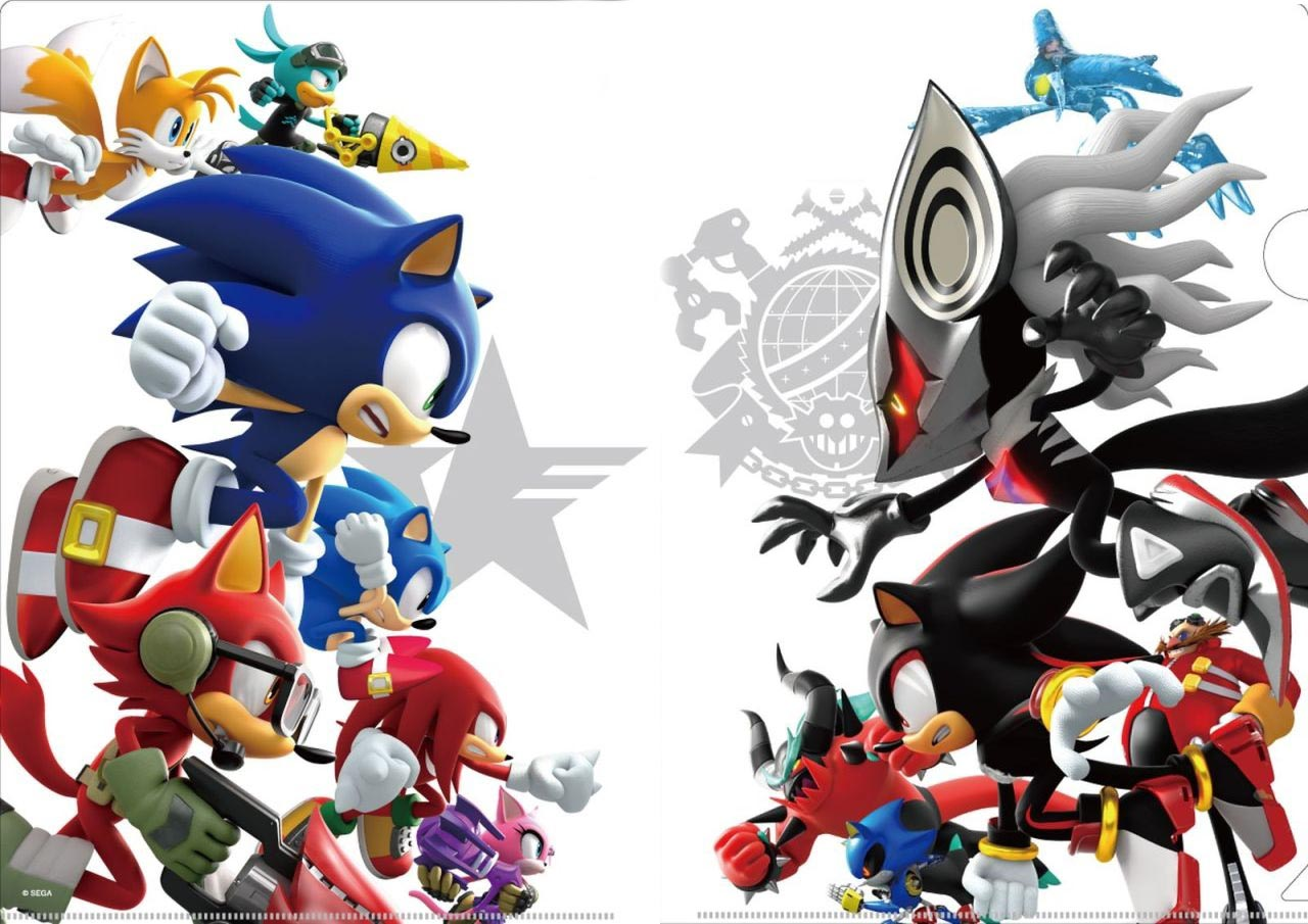 Sonic Forces Recensione