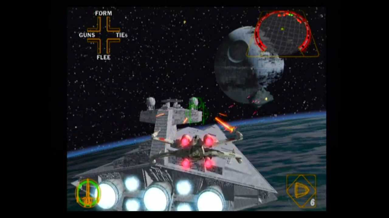 Star Wars Rogue Leaders: Rogue Squadron