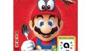 Super Mario Odyssey Cereali