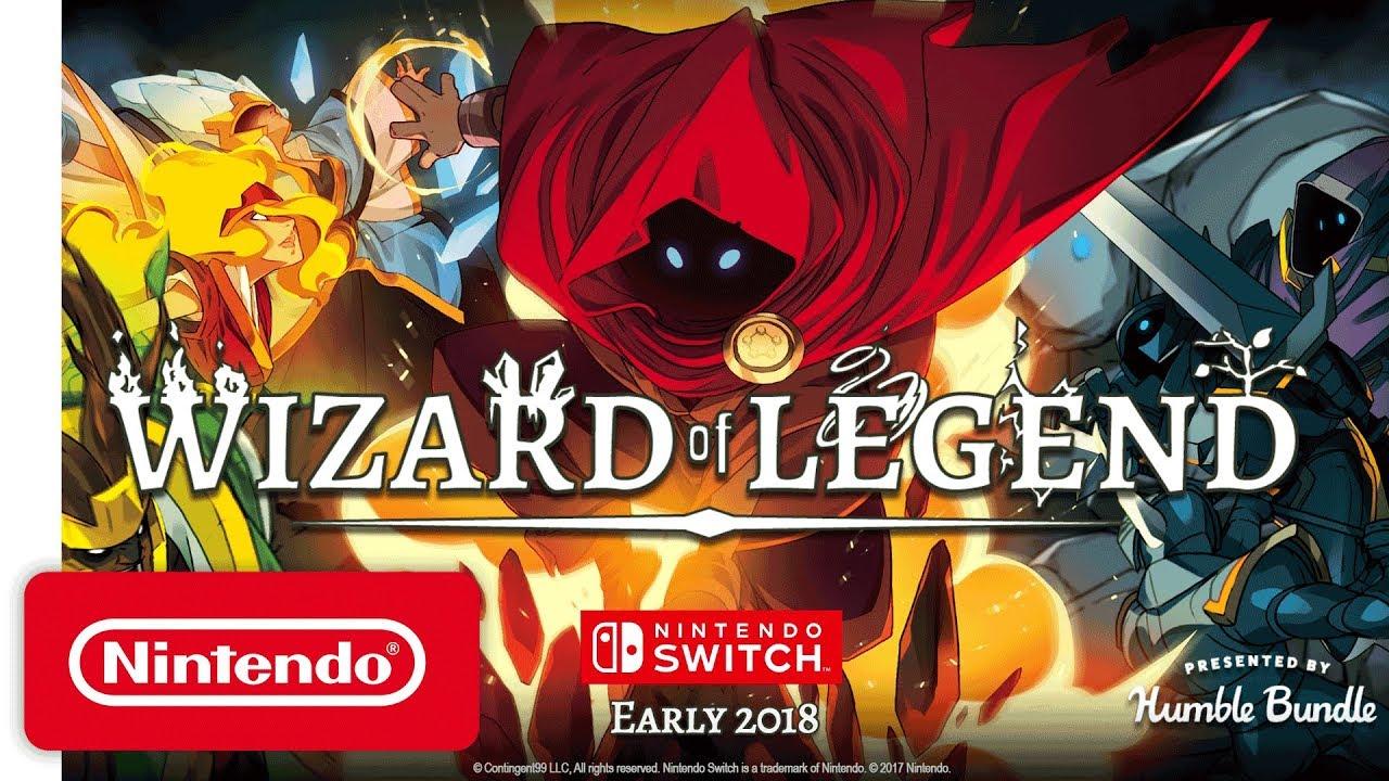 Wizard of Legend Settimana di Nintendo