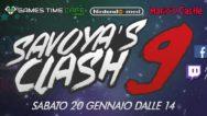 Savoya's Clash 9 Cover