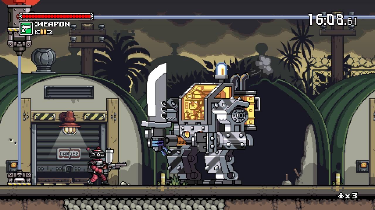 Mercenary Kings - Boss
