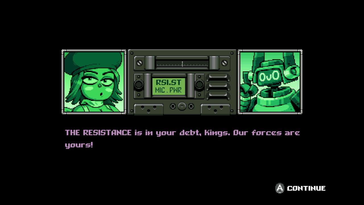 Mercenary Kings - Metal Gear Solid