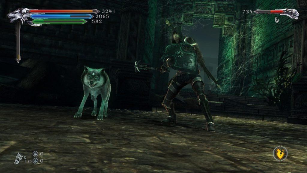 screenshot lone wolf