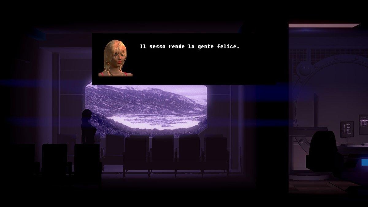 screenshot da The Fall 2