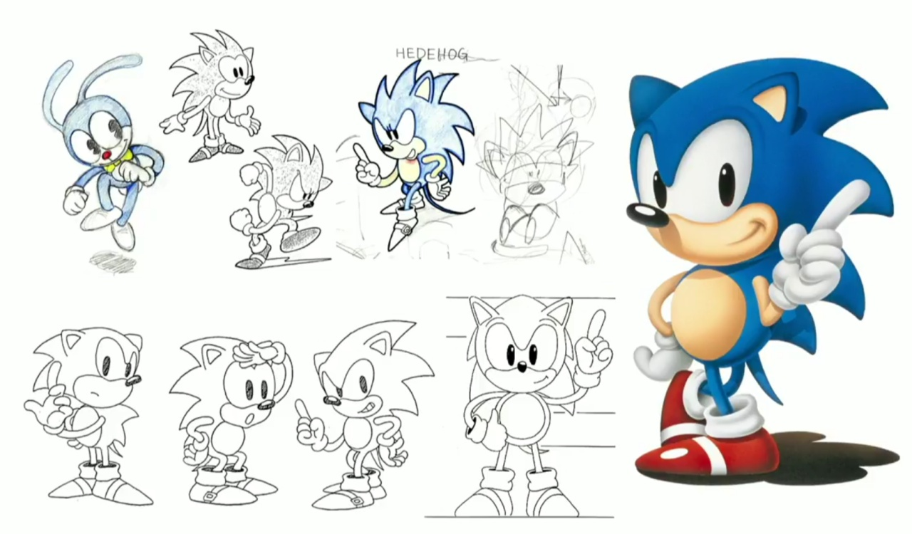Sonic the Hedgehog Concept