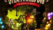 SteamWorld Dig cover