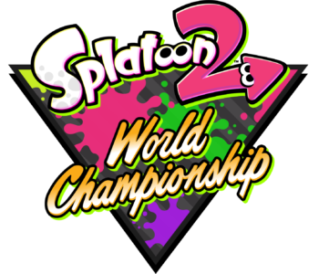 Logo Splatoon 2 World Championship