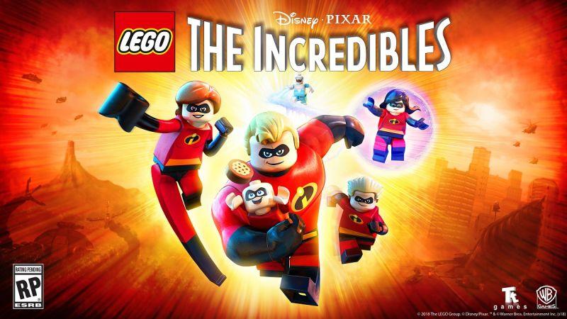 Illustrazione per LEGO Gli Incredibili