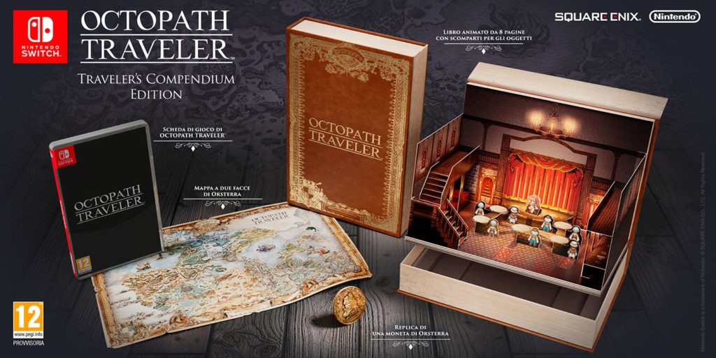 Octopath Traveler Limited