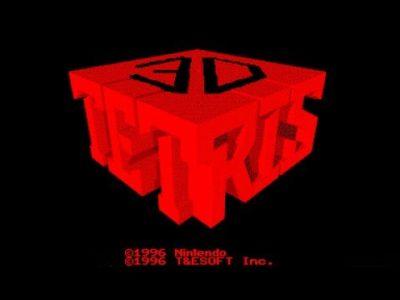 Titolo di Tetris su VB