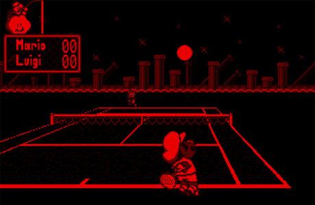 Mario's Tennis per VB