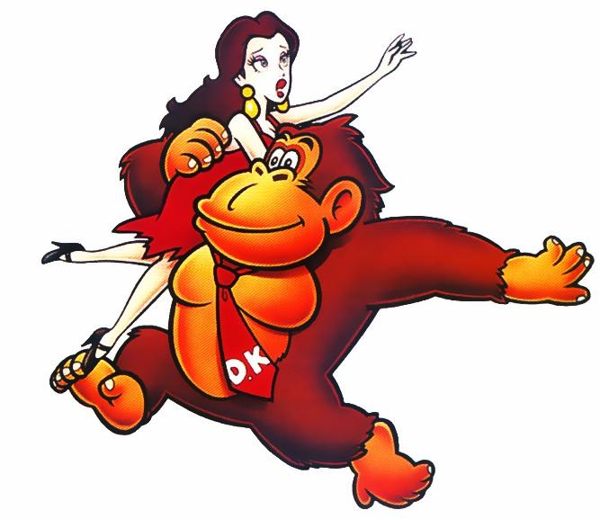 Donkey Kong 94 Gameboy