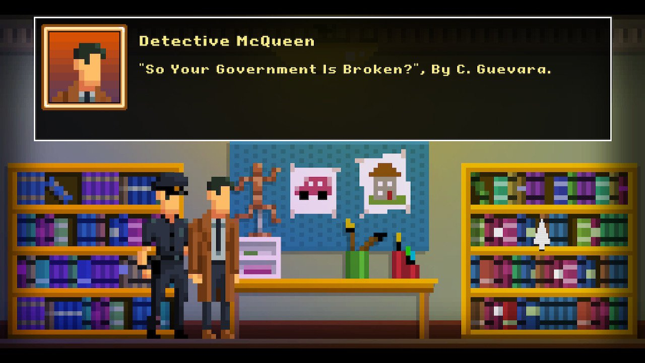 screenshot darkside detective