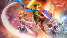 Hyrule Warriors: Deluxe Edition cover 1
