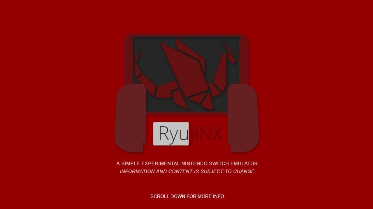Logo RyujiNX