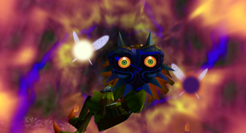 Skull Kid in Majora