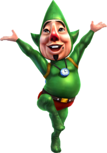 Tingle in Hyrule Warriors
