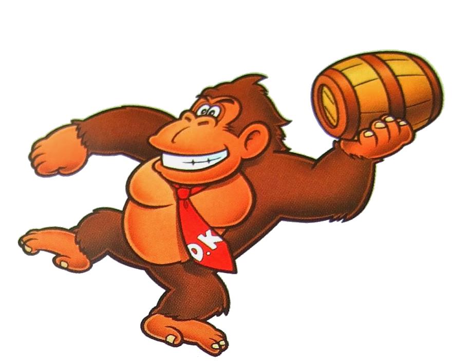 Donkey Kong 94 - personaggio