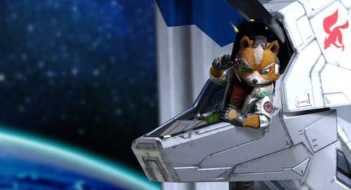 Star Fox art