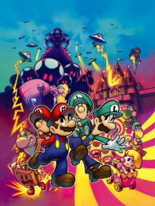 Mario & Luigi 2 cover