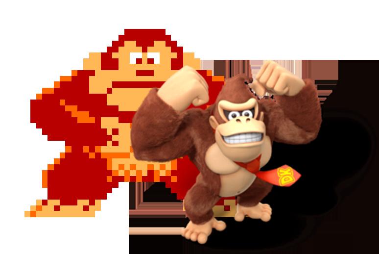 Donkey Kong introduzione