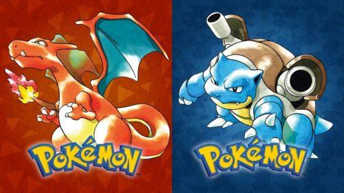 Pokémon Rosso e Pokémon Blu