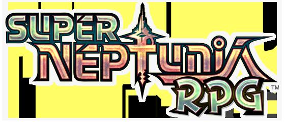 Super Neptunia RPG logo