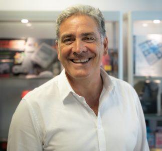 Laurent Fischer Nintendo