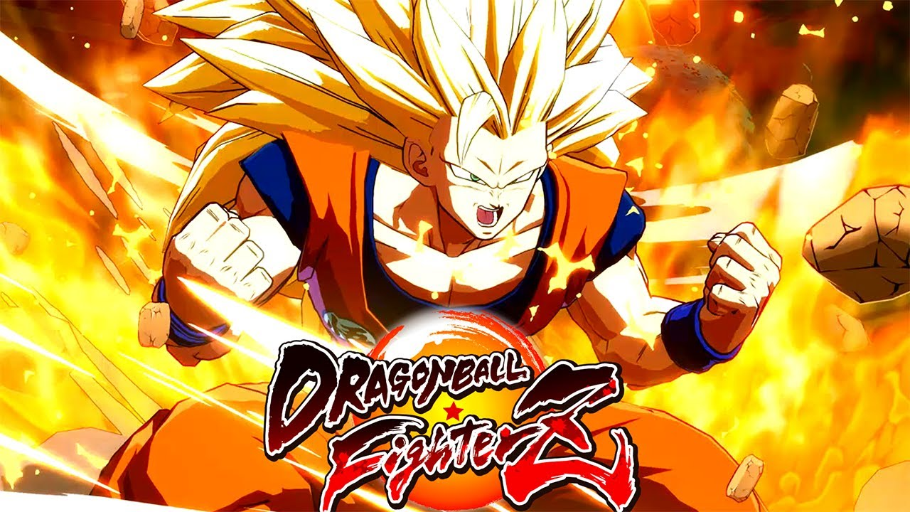 Dragon Ball FighterZ locandina